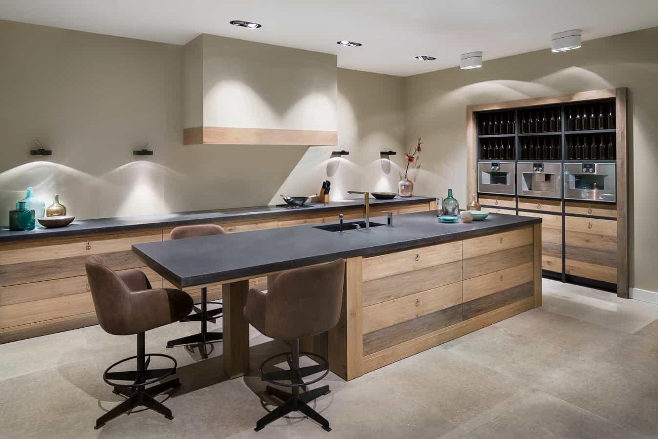 Design keuken beton
