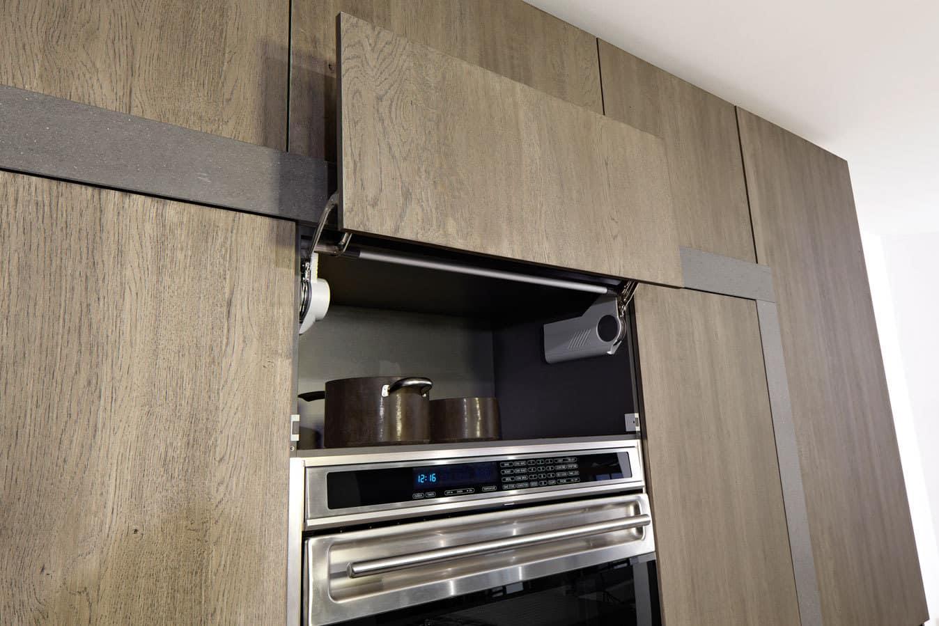 Liftdeur keuken