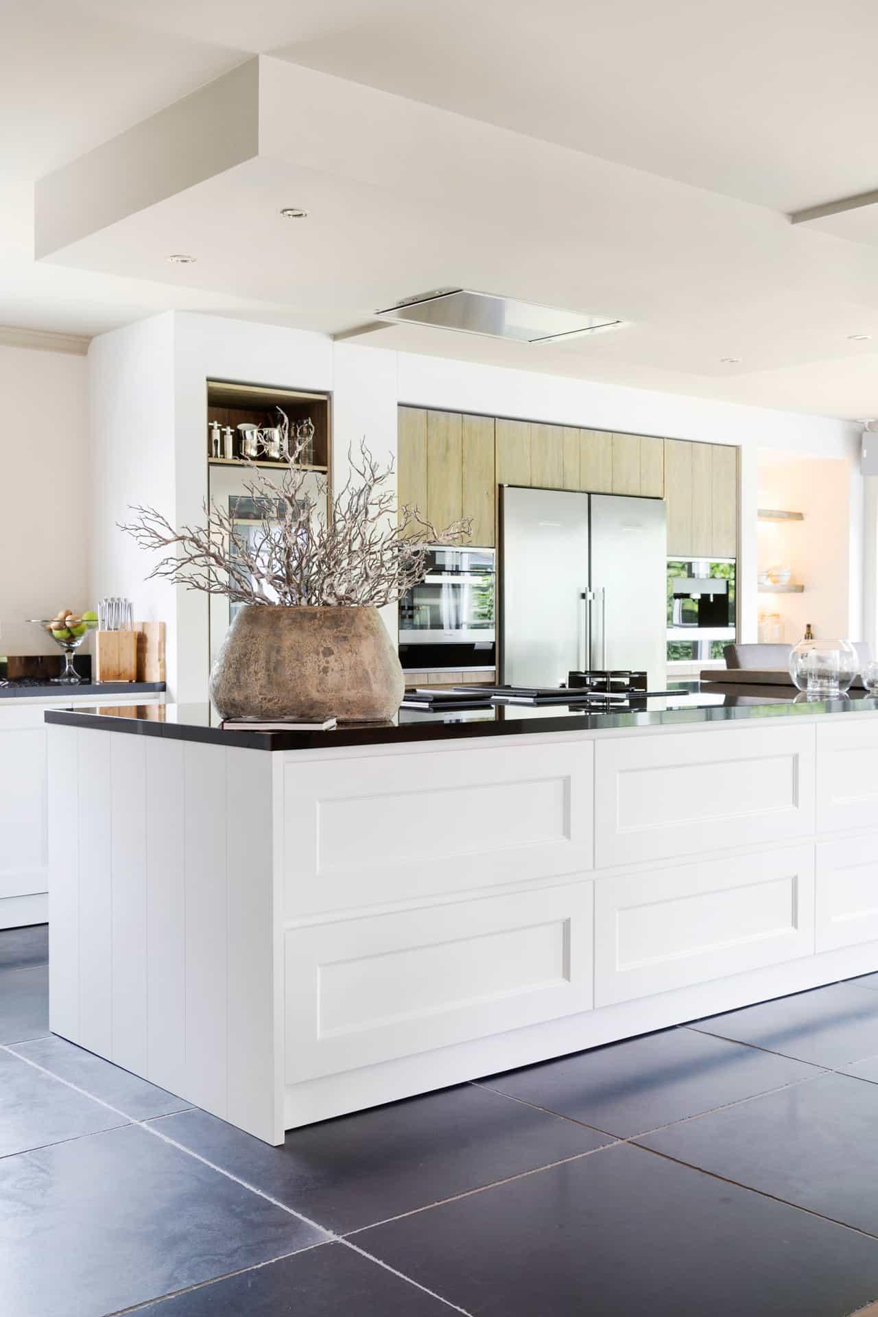 Modern klassieke keuken