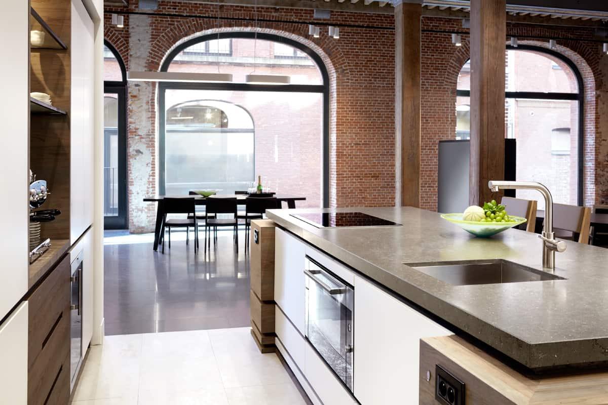 Moderne designkeuken