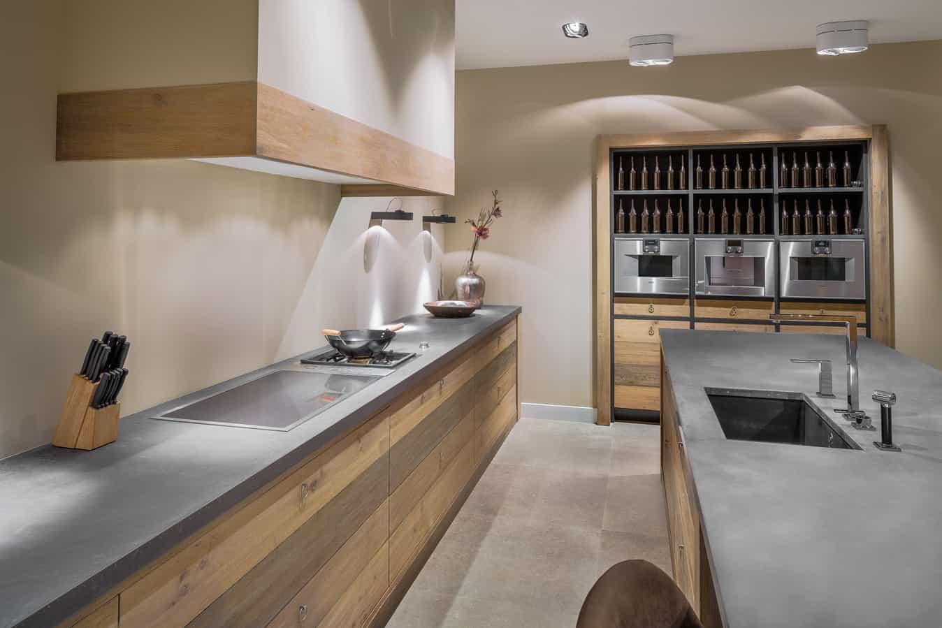 Moderne keuken Tinello Hilversum